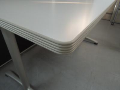 ウチダ(内田洋行ミーティングテーブル2000000017217天板キズ少々有詳細画像3