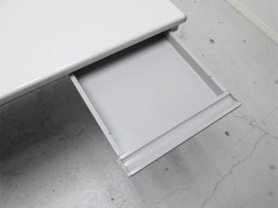 ウチダ(内田洋行)1200平デスク2000000018599キズ/ヤケ小有詳細画像3