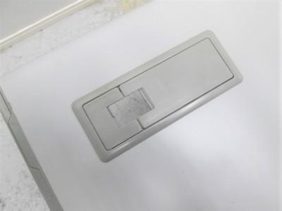 ウチダ(内田洋行)1200平デスク2000000018599キズ/ヤケ小有詳細画像4