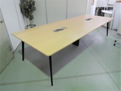 ウチダ(内田洋行) レムナミーティングテーブル  中古|オフィス家具|ミーティングテーブル