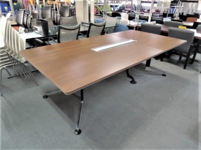 コクヨ ミーティングテーブル 中古|オフィス家具|ミーティングテーブル|役員