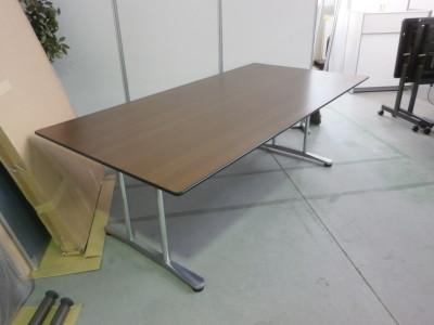 オカムラ ミーティングテーブル  中古|オフィス家具|ミーティングテーブル|役員