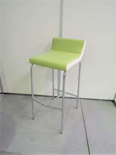 イトーキ ハイチェア(カウンターチェア)2脚セット 中古 オフィス家具 ミーティングチェア