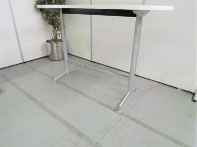 コクヨハイテーブル (カウンターテーブル)2000000021209ペールイエロー/T字脚詳細画像3