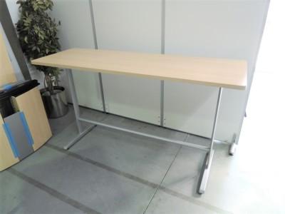 オカムラ ハイテーブル (カウンターテーブル) 中古|オフィス家具|ミーティングテーブル