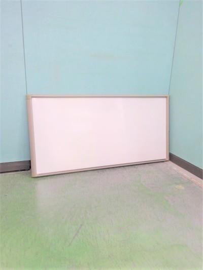 オカムラ 1200壁掛ホワイトボード  中古|オフィス家具|ホワイトボード|壁掛ホワイトボード