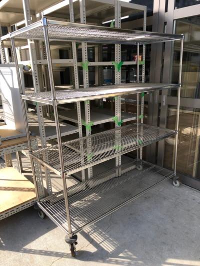 ERECTA/エレクター ワイヤーラック  中古|オフィス家具|軽量棚