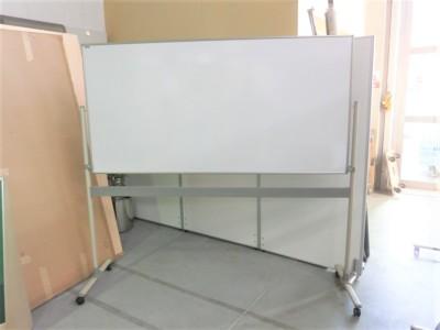 Nicigaku(ニチガク) 1800脚付ホワイトボード 2000000008606
