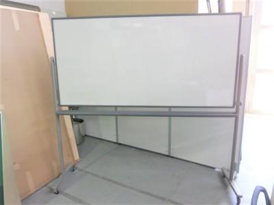 コクヨ 1800脚付ホワイトボード 中古|オフィス家具|ホワイトボード|脚付きホワイトボード