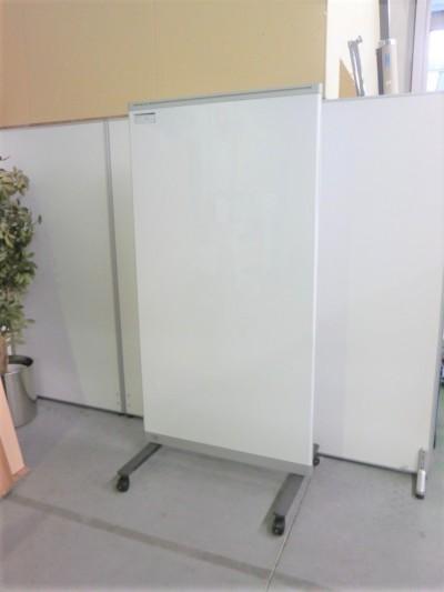 コクヨ ホワイトボードパネル 中古|オフィス家具|ホワイトボード|脚付きホワイトボード