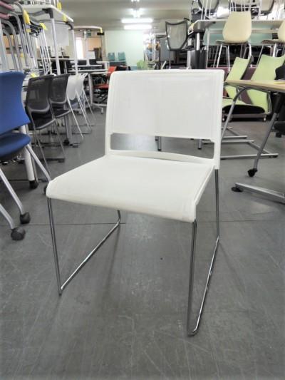 Wilkhahn(ウィルクハーン) スタッキングチェア  中古|オフィス家具|ミーティングチェア|スタッキングチェア