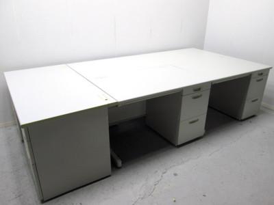 ナイキ 5人用デスクセット  中古|オフィス家具|事務机|デスクセット