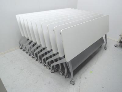 コクヨスタックテーブル10台セット2000000020975 詳細画像2