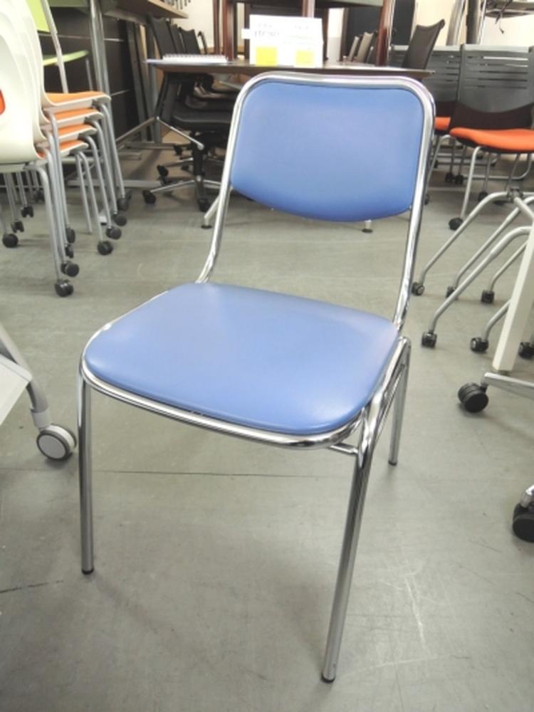 コクヨ スタッキングチェア 中古|オフィス家具|ミーティングチェア|スタッキングチェア