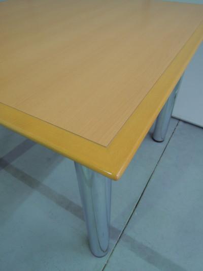 コクヨリフレッシュテーブル2000000022736エッジキズ少々有詳細画像2