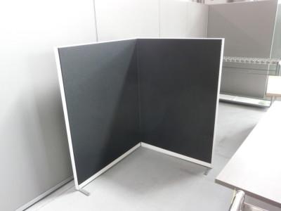 コクヨ  2連L型パーテーション  2000000022663