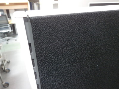コクヨ 2連L型パーテーション 2000000022663 詳細画像2