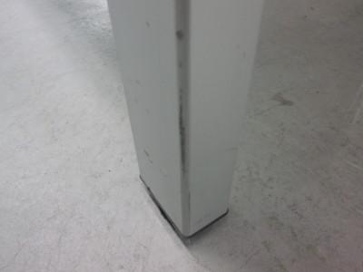 ウチダ(内田洋行)ミーティングテーブル2000000021245脚フレームキズ有り詳細画像3