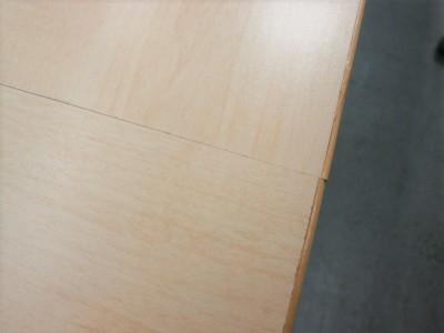 イトーキ5000ミーティングテーブル2000000022735脚キズ汚れ有詳細画像2