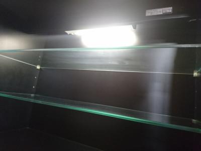カリモクサイドボード2000000019471キズ・汚れ少々有り/蛍光灯の点灯動作確認済み詳細画像3