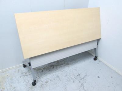 ウチダ(内田洋行 サイドスタックテーブル  中古 オフィス家具 サイドスタックテーブル