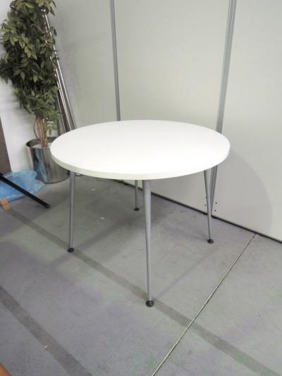 コクヨ サークルテーブル  中古|オフィス家具|ミーティングテーブル