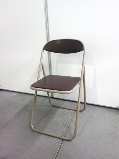 チトセ 折畳パイプイス  中古|オフィス家具|ミーティングチェア