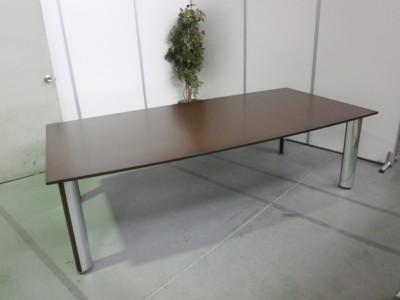 コクヨ 2400ミーティングテーブル 中古|オフィス家具|ミーティングテーブル