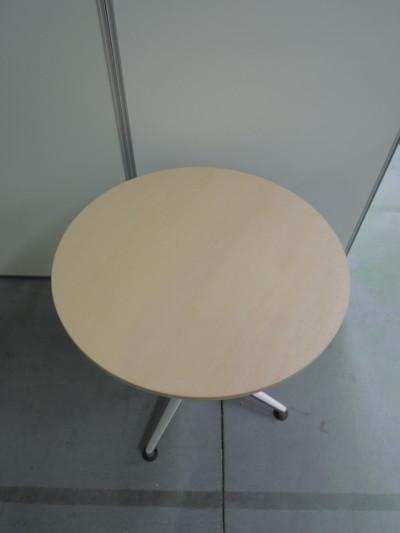 イトーキ 丸テーブル20000000239391本脚詳細画像2