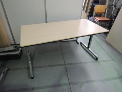 オカムラ  インターアクトミーティングテーブル  中古|オフィス家具|ミーティングテーブル