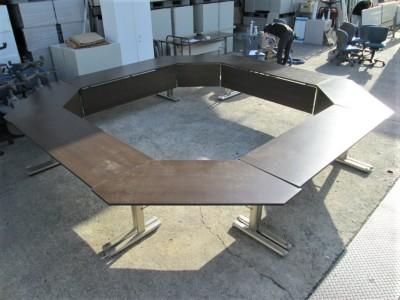 コクヨ ミーティングテーブル8台セット 中古|オフィス家具|ミーティングテーブル