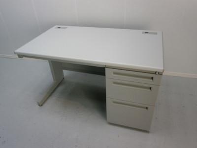 ウチダ(内田洋行) 1200片袖デスク 中古|オフィス家具|デスク|片袖デスク