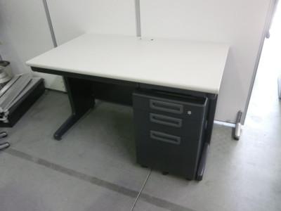 プラス 1200システムデスク  中古|オフィス家具|デスク|デスクセット