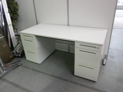 イトーキ 1600両袖デスク 中古|オフィス家具|事務机