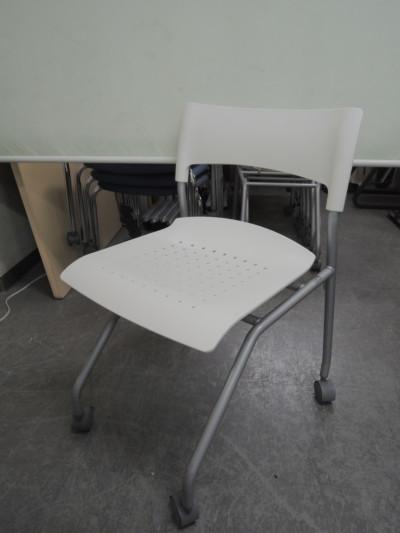 コクヨ ネスティングキャンパスチェア 中古|オフィス家具|ミーティングチェア