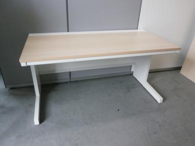 ウチダ(内田洋行)  1400平デスク 中古|オフィス家具|OAデスク