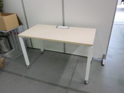 コクヨ 1200スタンダードテーブル 中古|オフィス家具|OAデスク
