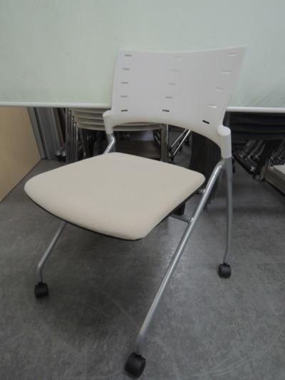 イトーキ マノスチェア4脚セット 中古|オフィス家具|ミーティングチェア