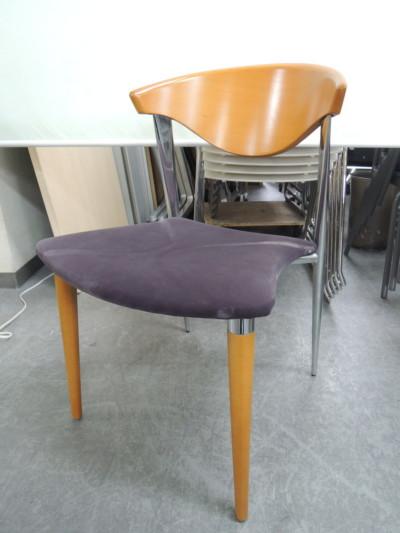 pacocapdell(パコ・カパデル) スタッキングチェア 中古|オフィス家具|ミーティングチェア