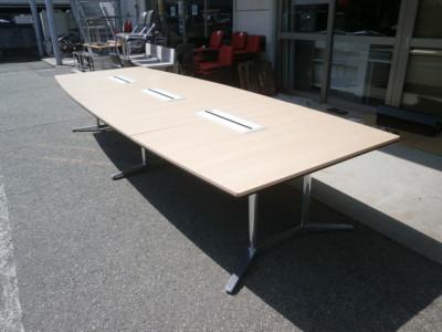 オカムラ 4000ミーティングテーブル 中古|オフィス家具|ミーティングテーブル