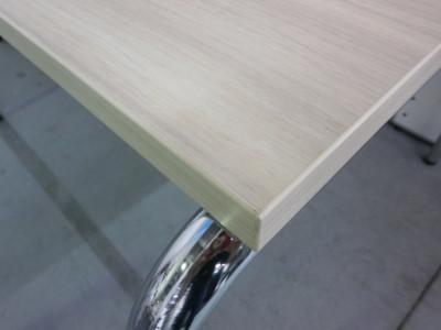 コクヨミーティングテーブル20000000252614本脚/メッキ脚詳細画像2