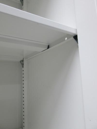オカムラオープン書庫 2000000024963全体的にキズ有/サイド穴有/※搬入注意 詳細画像2