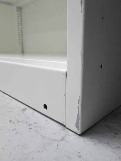 4B518Y ZA75オープン書庫 2000000024962全体的にキズ有/サイド前面穴有/※搬入注意 詳細画像3
