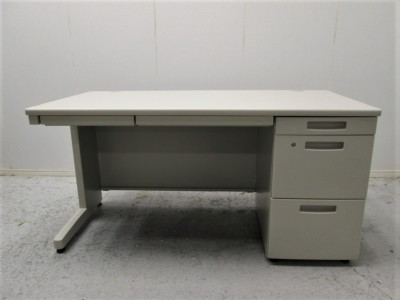 コクヨ 1400片袖デスク 中古|オフィス家具|事務机