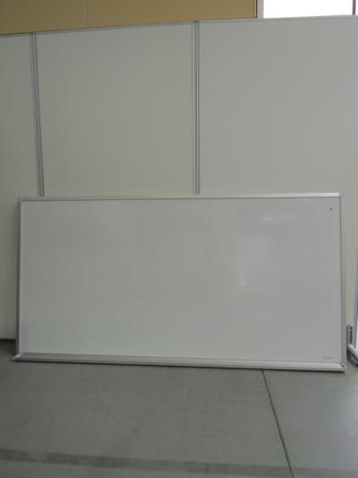 コクヨ 1800壁掛ホワイトボード  中古|オフィス家具|ホワイトボード