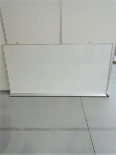 馬印 1800壁掛ホワイトボード  中古|オフィス家具|ホワイトボード