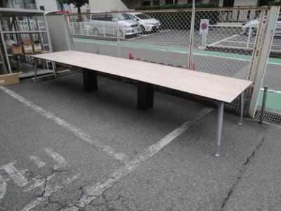 コクヨ サイビ4800ミーティングテーブル 中古|オフィス家具|ミーティングテーブル