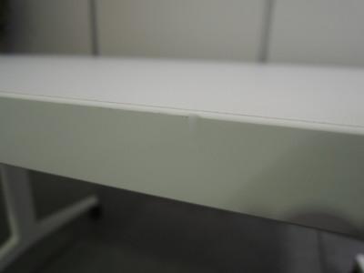 コクヨジュートミーティングテーブル2000000026574T字脚/キャスター付/ラウンドエッジ詳細画像4