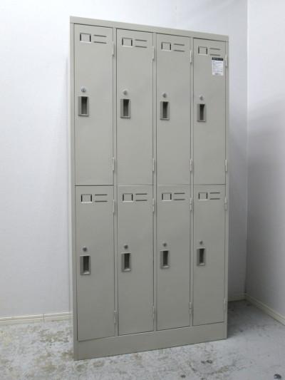 コクヨ 8人用ロッカー 中古|オフィス家具|ロッカー|8人用ロッカー
