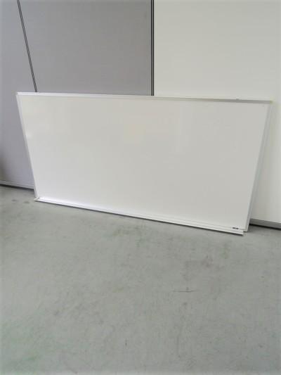 イトーキ 1800壁掛けホワイトボード 中古|オフィス家具|ホワイトボード